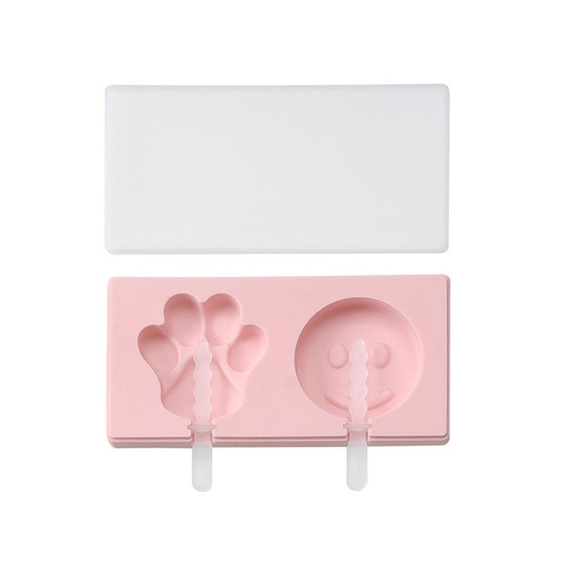 Cartoon Ice Cream Silicone Mold