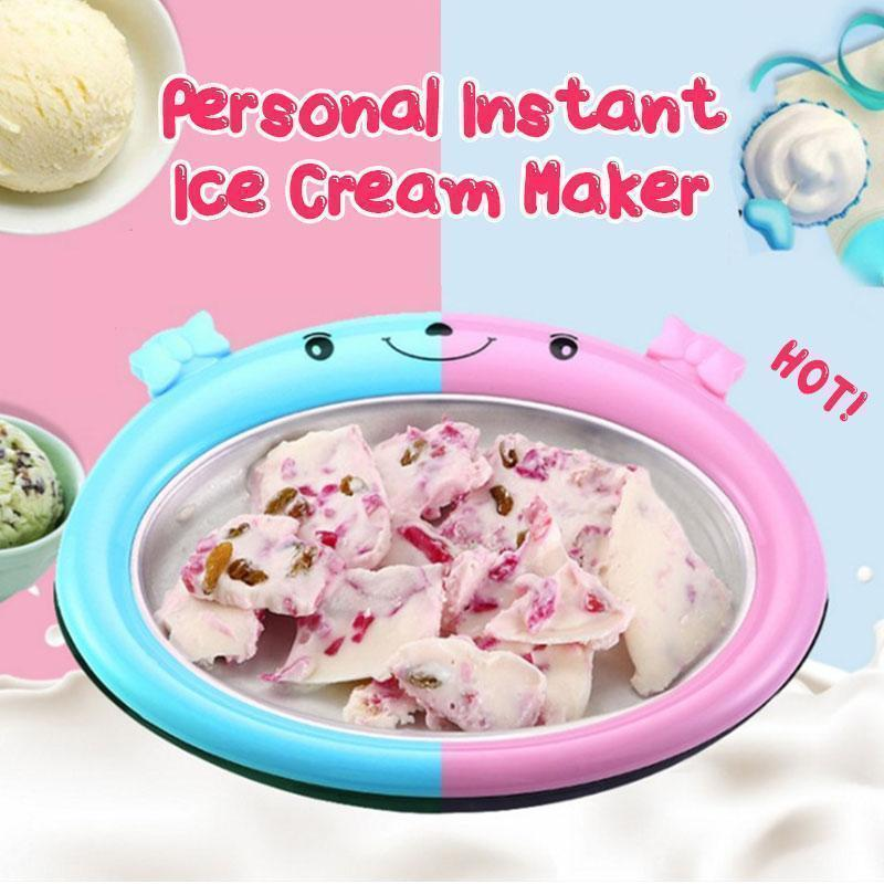 Personal Instant Ice Cream Maker