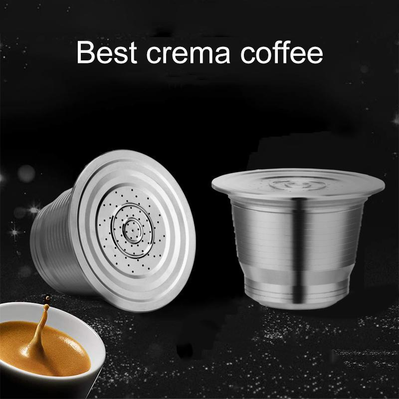 Reusable Coffee Capsule Set