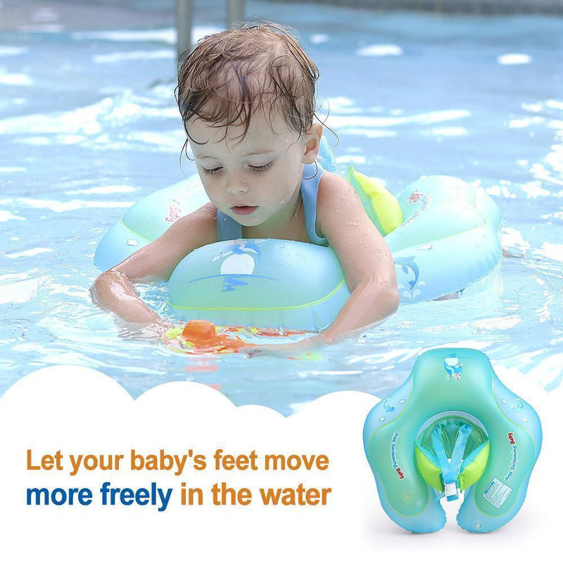 Children Waist Inflatable Floats Swimming Pool Toys