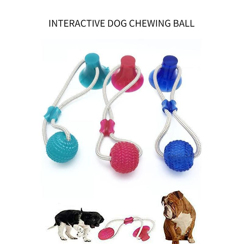 Multifunction Pet Molar Bite Toy
