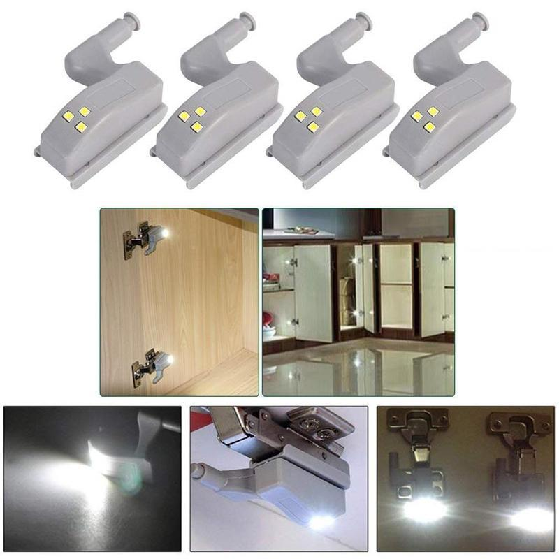 Smart Sensor Cabinet LED Light (10 PCS)