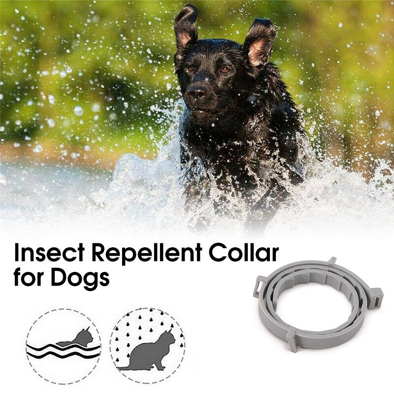 Adjustable Pet Insect Repellent Collar