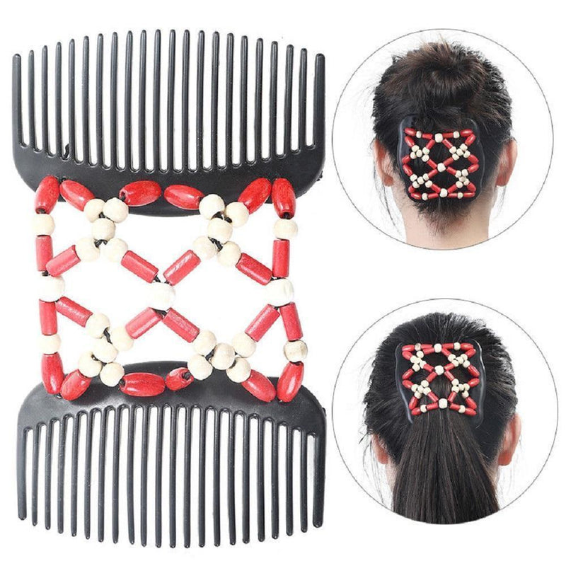 Flexible Magic Hair Clip(2 Pcs)
