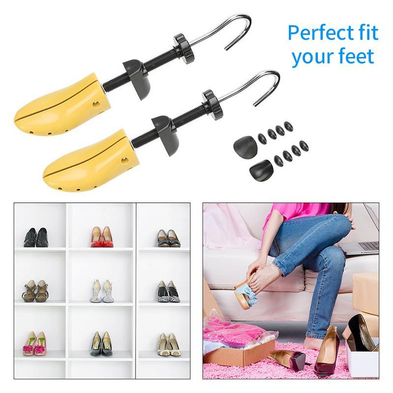Shoe Stretcher with Shoe Horn