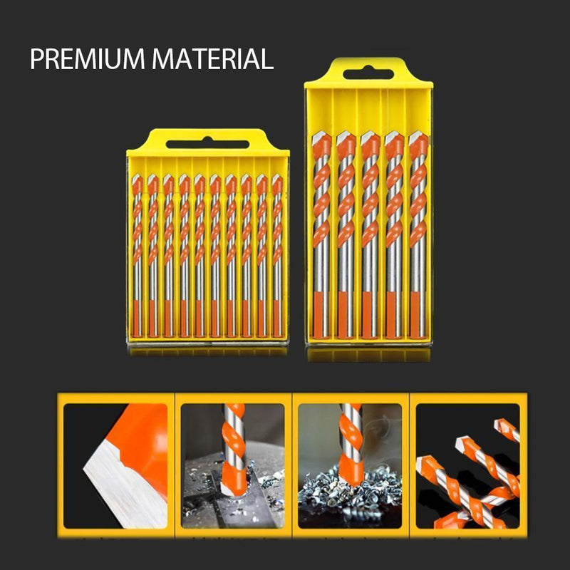 Multi-functional Drill Bits