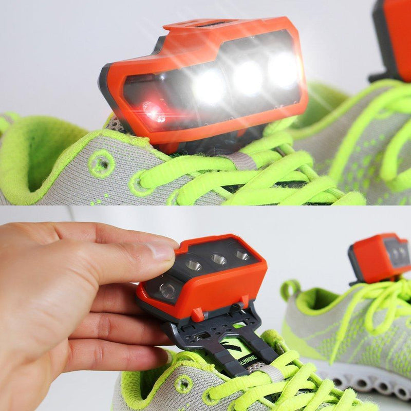 Waterproof LED Lights For Shoes (1 Pair)