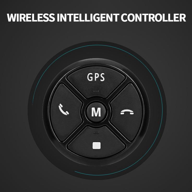 Wireless Car Steering Wheel Meida Remote Control