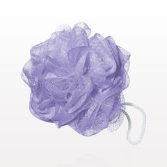 Bath Puff, Mesh in Purple Color