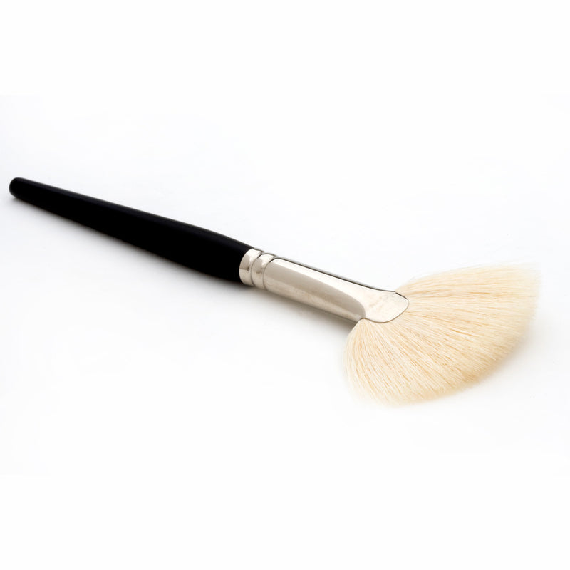 Deluxe Soft Fan Brush