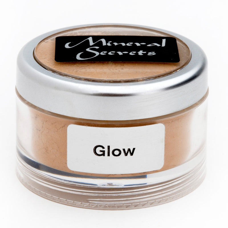 Loose Glow Highlighter in 7 gram Shaker Jar