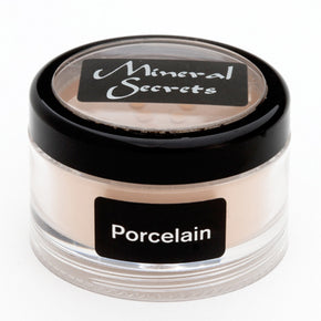 Loose Porcelain Finishing Powder in 7 gram Shaker Jar
