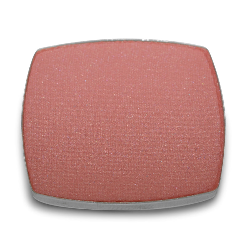 Pressed Blush in 6 gram Refill Pan (For makeup wallets) in Mauvelous