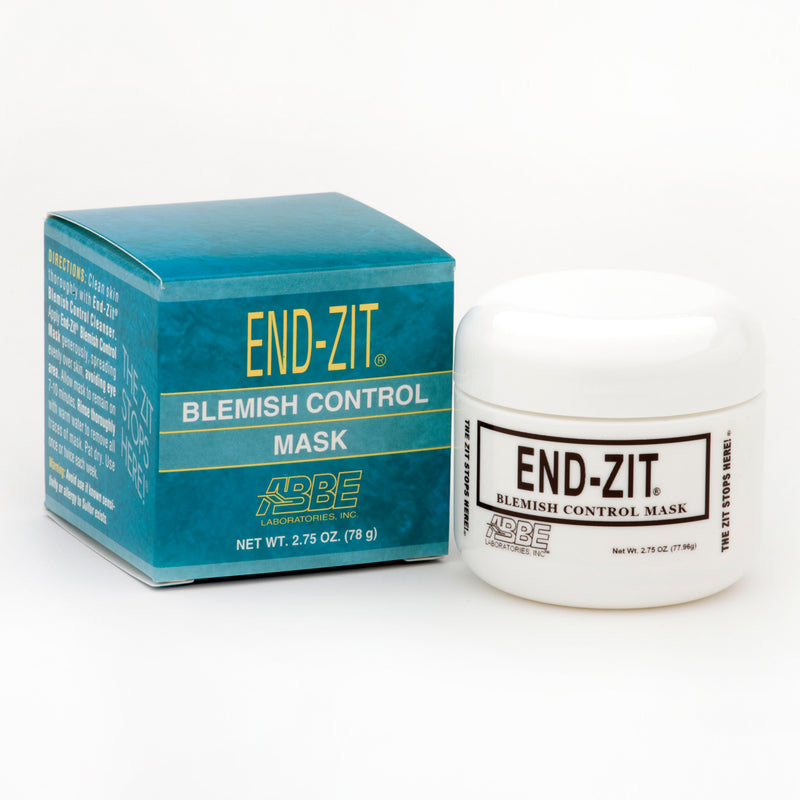 End-Zit Mask 2.75 oz.