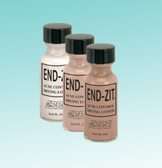 End-Zit Acne Control Drying Lotion in Light/Medium