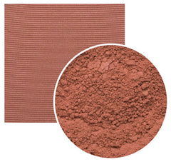 Pressed Blush in 6 gram Compact Available in Terra Cotta