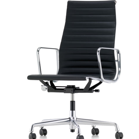 EA 119 Eames Aluminium Group Chair