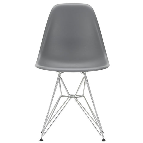 Eames Plastic Side Chair DSR - Base Chrome