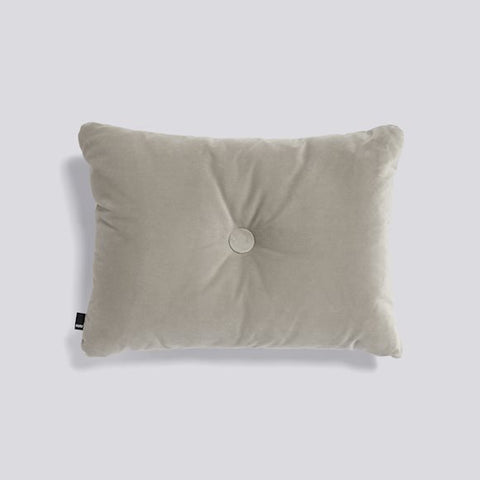 Dot Cushion Soft 1 Dot Beige