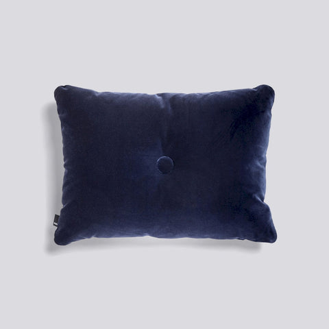 Dot Cushion Soft 1 Dot Navy