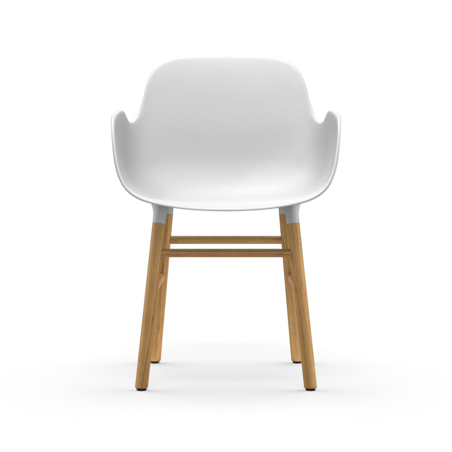 Form Armchair Wood