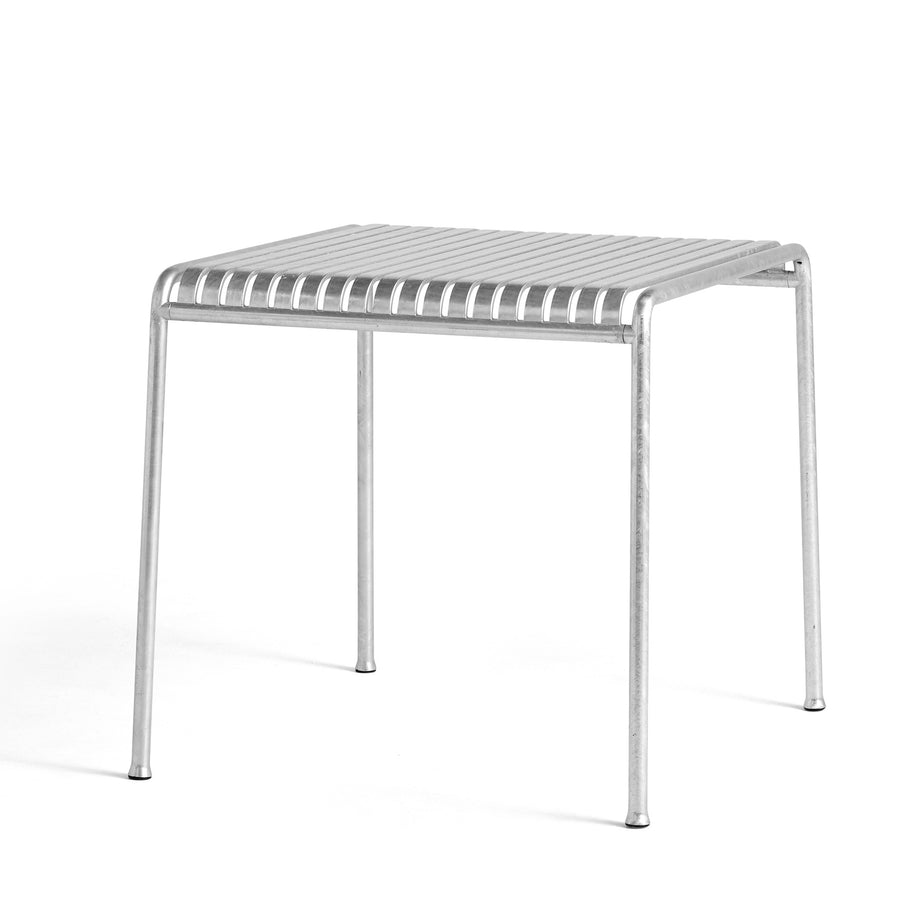 Palissade Table L82.5cm Hot Galvanised