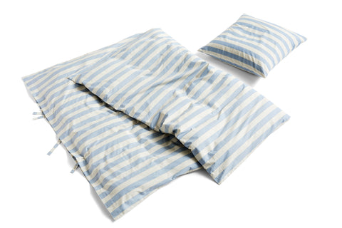 HAY ÉTÉ Duvet Cover L220 Light Blue