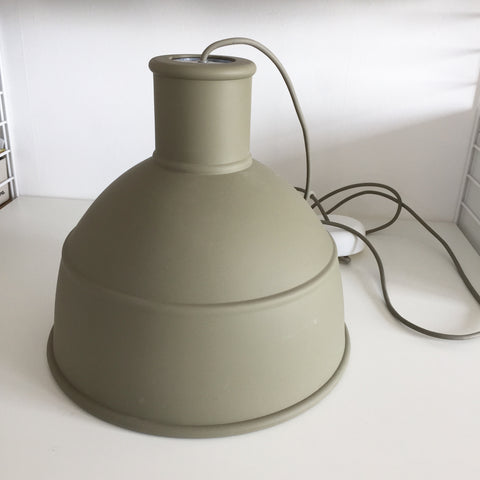 Unfold Pendant Lamp Olive - Ex display