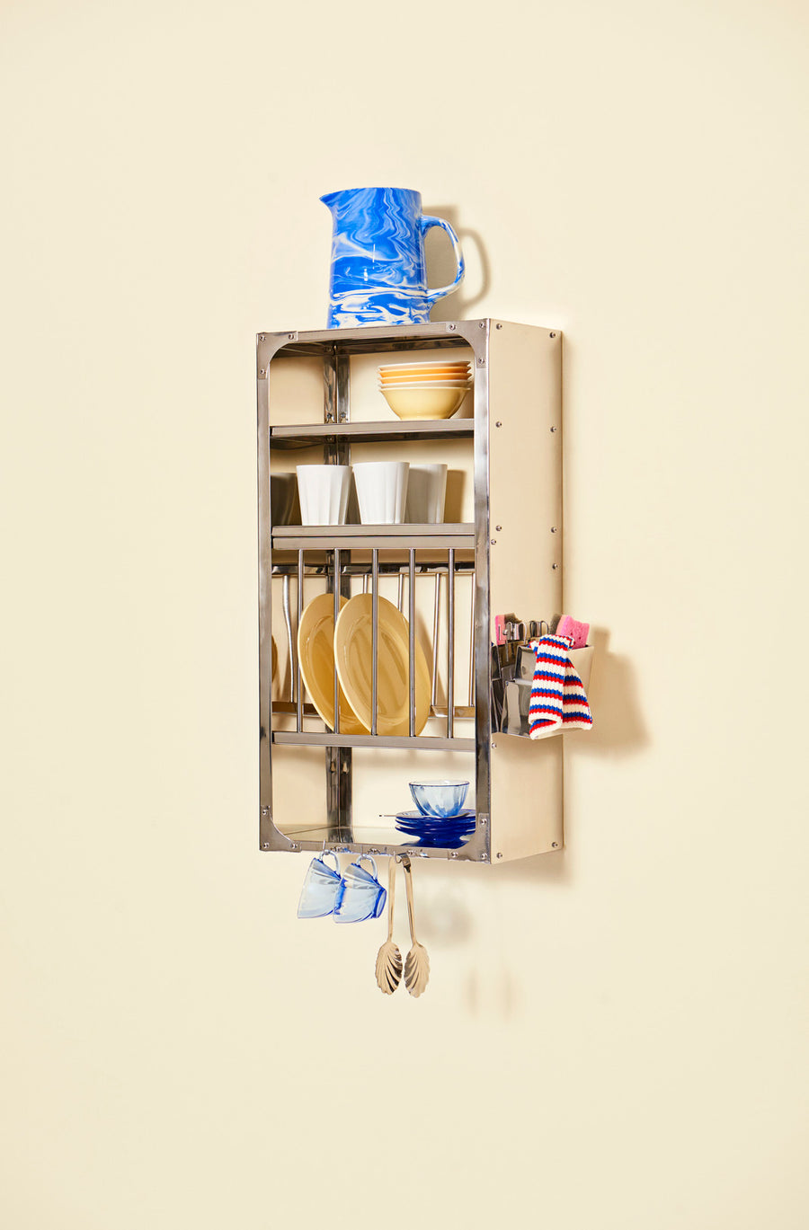 Indian Plate Rack Medium
