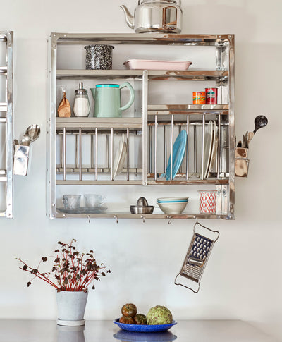 Indian Plate Rack Large