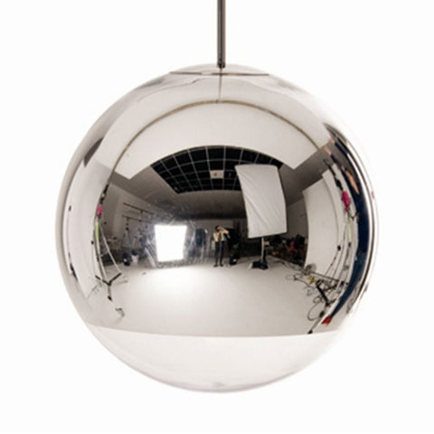 Mirror Ball 50 Pendant