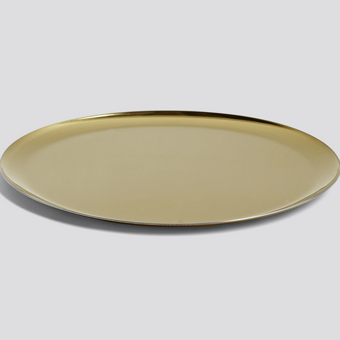 Serving Tray XL Golden