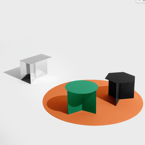 Slit Table Oblong