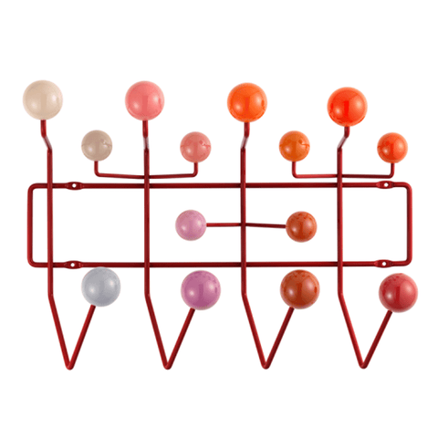 Eames Hang it all - Red