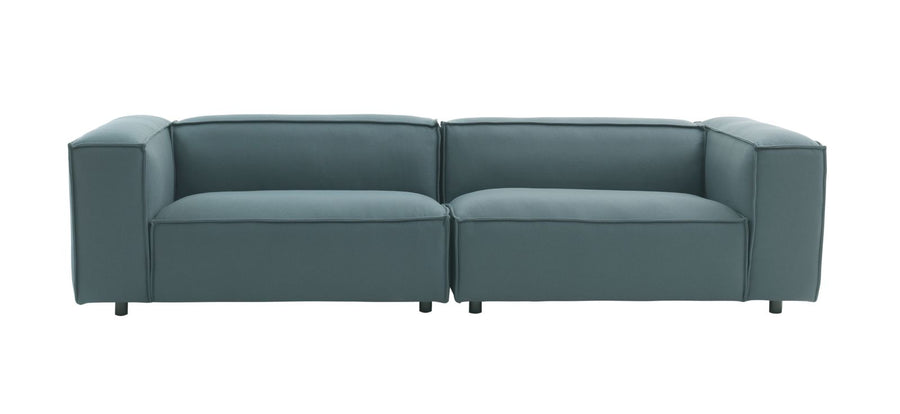 Dunbar Sofa: with 1.5 Seat Arm Left & 1.5 Seat Arm Right