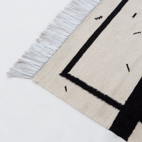 Crush Effect Rug