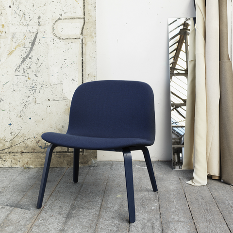 Visu Lounge Chair - Textile
