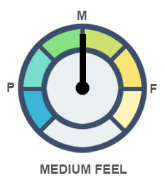 medium feel mattress icon