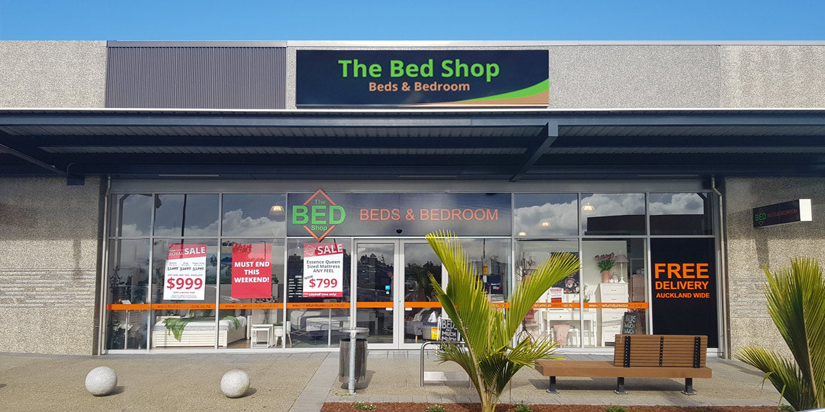 the bed shop Silverdale