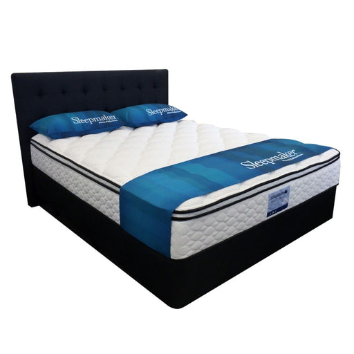 Medium pocket spring mattress Ashley Sleepmaker New Zealand Made The Bed Shop