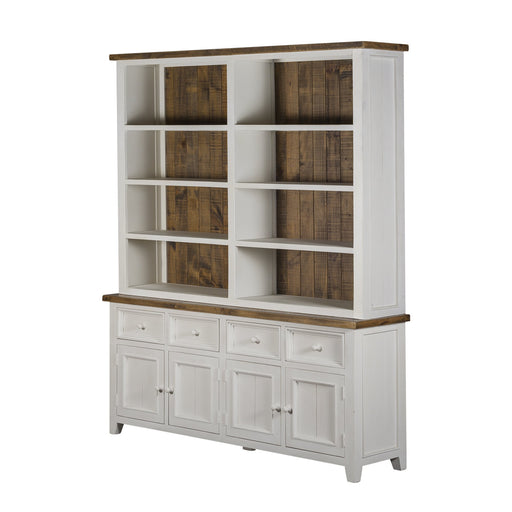wooden buffet hutch dining room Bayswater Collection The Bed Shop
