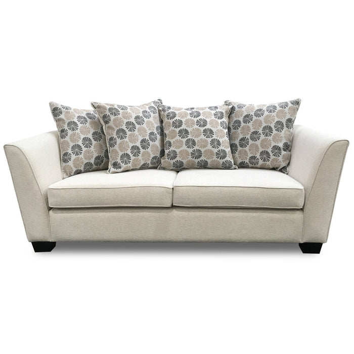 3 & 2.5  seater upholstered sofa Chanel The Bed Shop