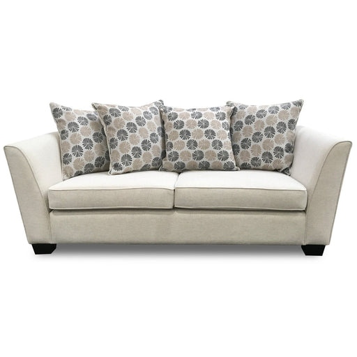 2.5  seater upholstered sofa Chanel The Bed Shop