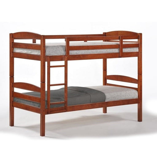 wooden bunk beds Charlie bed frame The Bed Shop