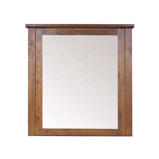 traditional wooden mirror for dresser Fleetwood Collection The Bed Shop