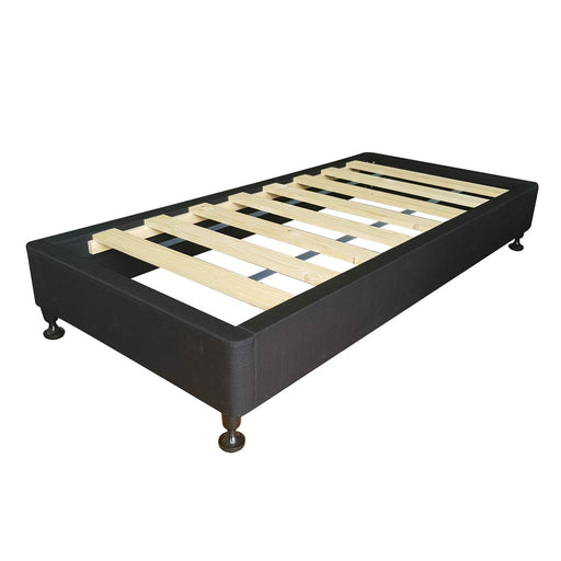 slat bed base flat packed brighton base The Bed Shop