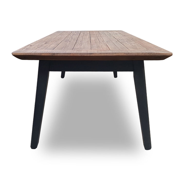 wooden dining table Brooklyn Collection The Bed Shop