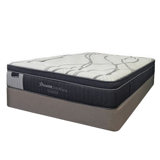 medium pocket spring mattress with pillow top Essence Dream Solutions The Bed Shop