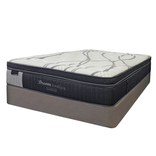 plush soft pocket spring mattress with pillow top Essence Dream Solutions The Bed Shop
