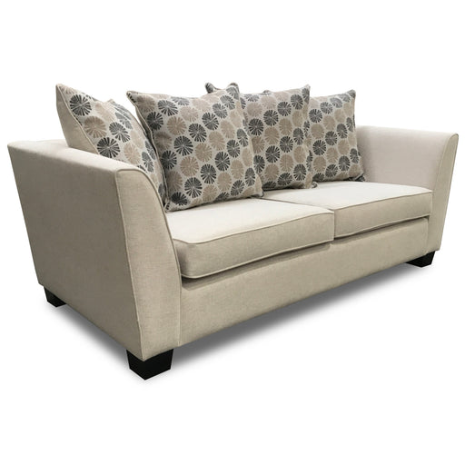 two seater upholstered sofa Chanel The Bed Shop